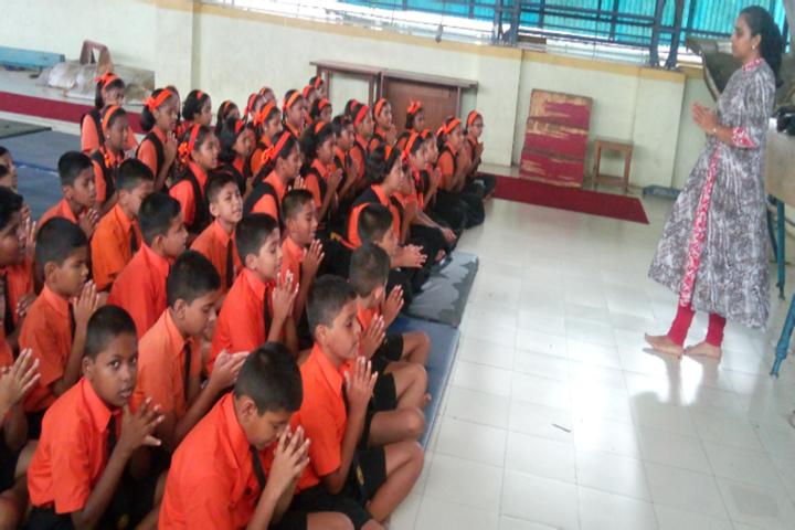 Dnyanweshwari Vidyalaya English Medium School- Students