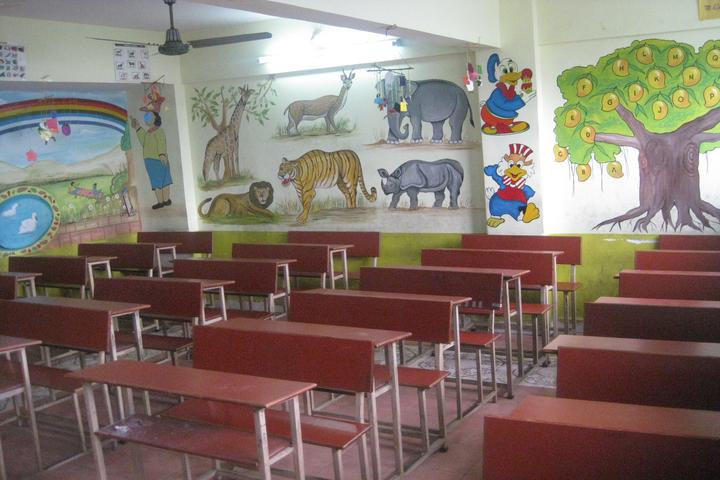 Dnyanweshwari Vidyalaya English Medium School-Class Room