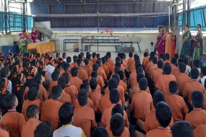 Dnyanweshwari Vidyalaya English Medium School-Speech