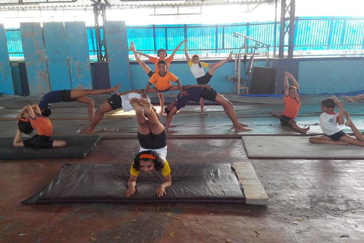 Dnyanweshwari Vidyalaya English Medium School-Yoga