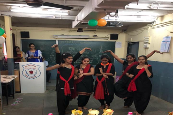 Pal Dharmendra Hindi High School-Dance