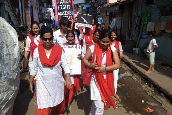 Pal Dharmendra Hindi High Schooll-Rally