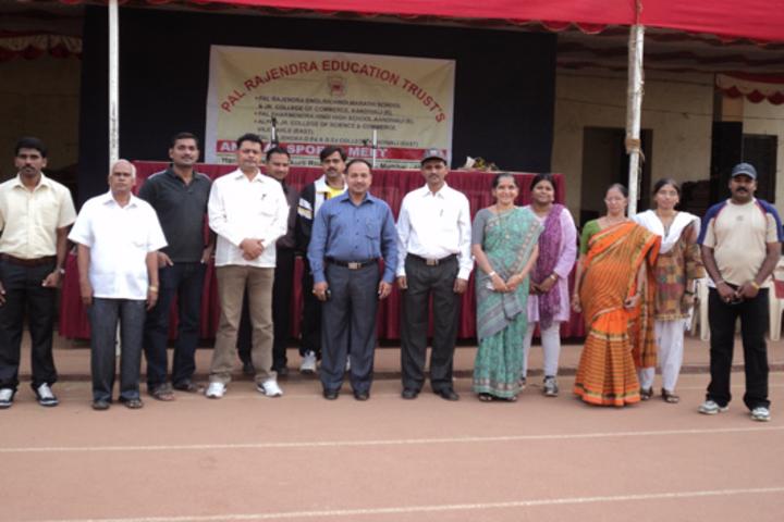 Pal Dharmendra Hindi High School-Sports Day