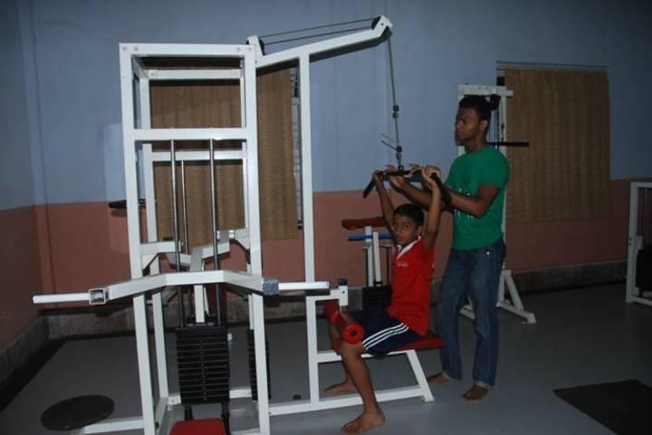 Poorna Prajna Education Centre-Gymnasium