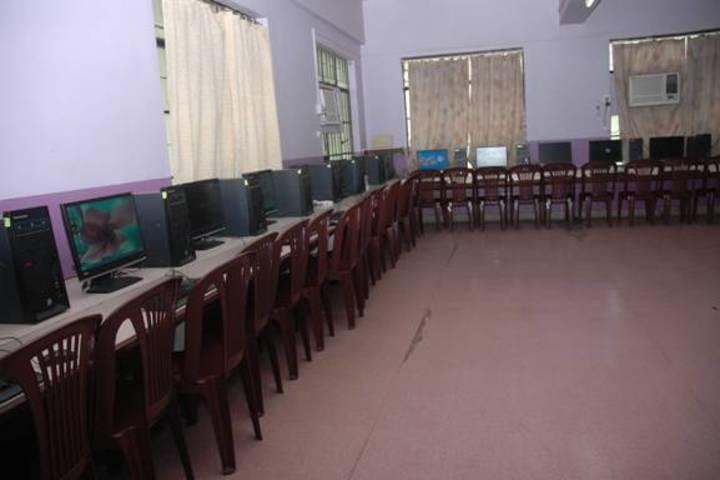 Poorna Prajna Education Centre-IT Lab
