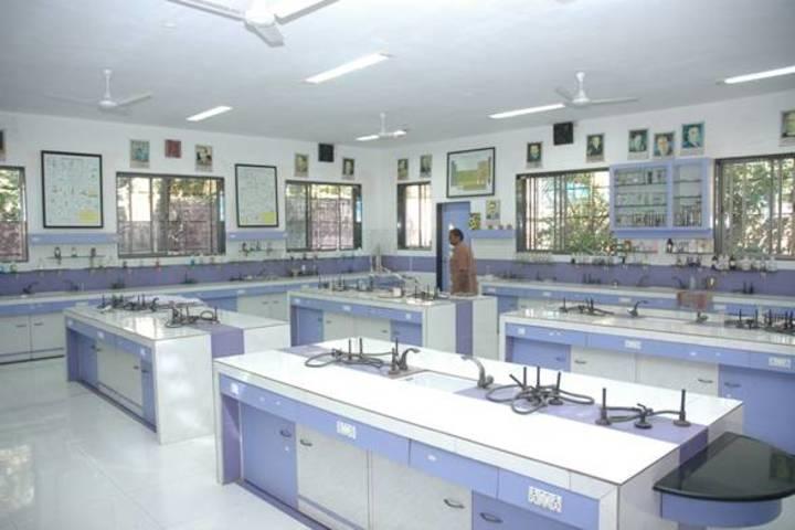Poorna Prajna Education Centre-Science Lab