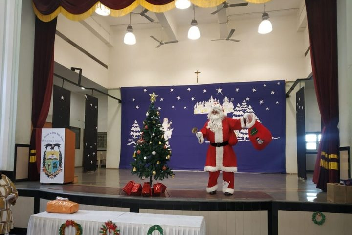 Dr Antonia Da Silva High School and Junior College of Commerce-Christmas Day