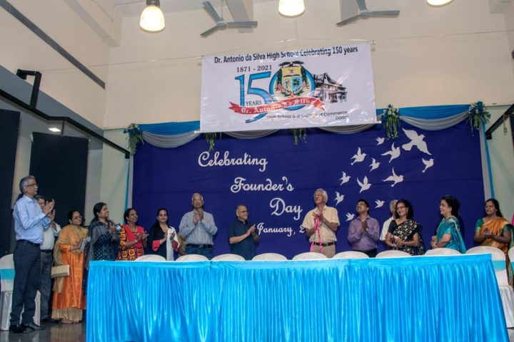 Dr Antonia Da Silva High School and Junior College of Commerce-Foundation Day