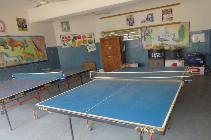 Kendriya Vidyalaya-Table Tennis Court