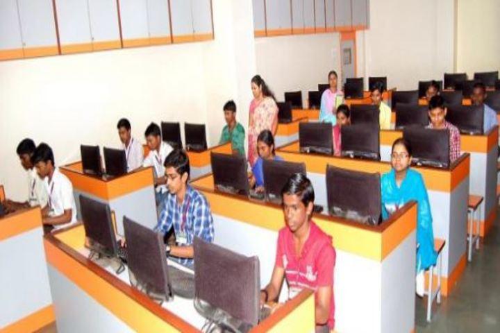 Kamraj Memorial English High School and Junior College-Computer Lab