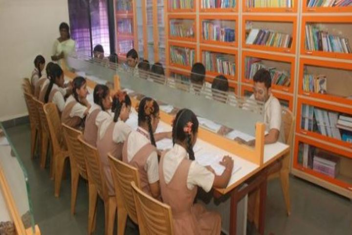 Kamraj Memorial English High School and Junior College-Library