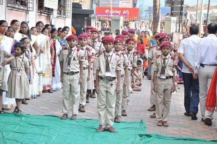 Kamraj Memorial English High School and Junior College-NCC