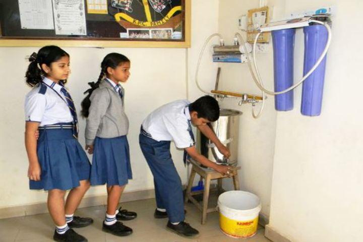 KPC English High School-Drinking Water