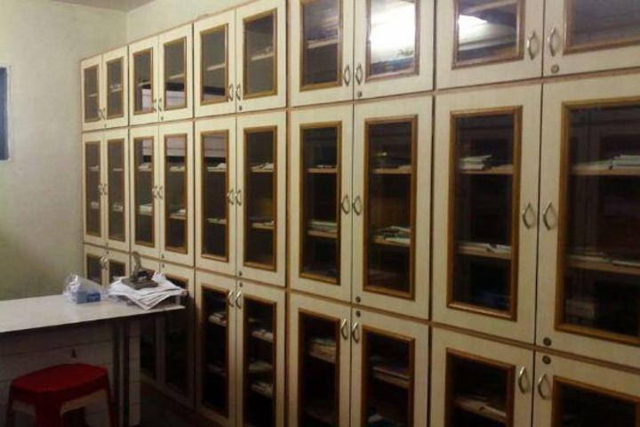 KPC English High School-Library