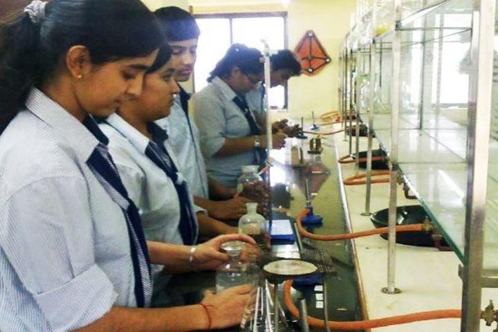 KPC English High School-Science Lab