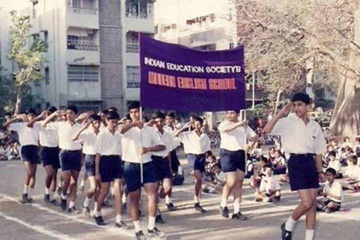IES Modern English School-March Past