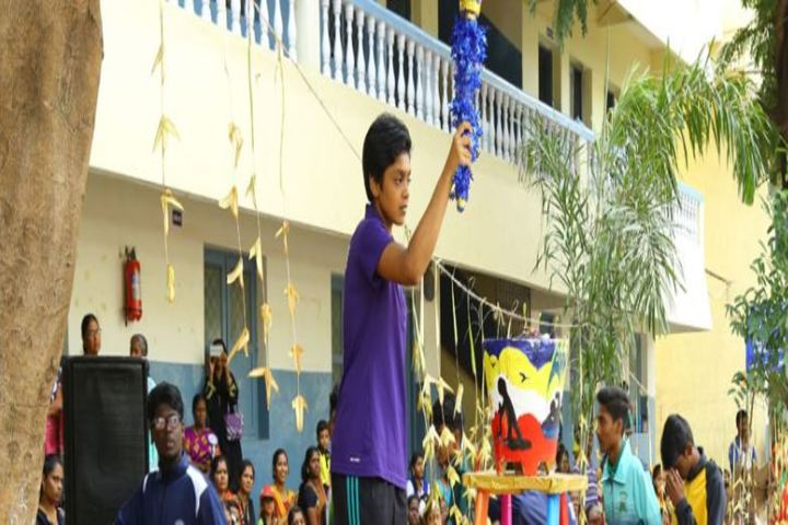 Annai Veilankannis Matric Higher Secondary School-Sport Activity