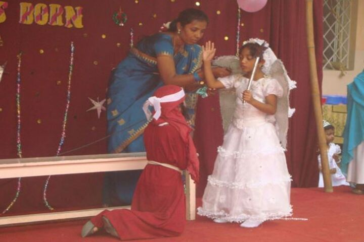 Annai Velankanni Matriculation Higher Secondary School-Drama