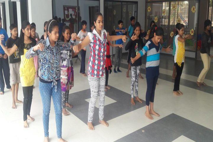 JP International School-Dance Room