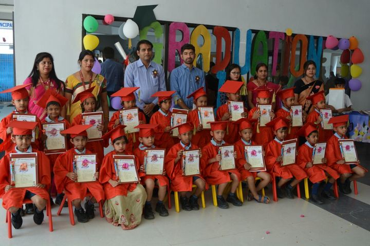 JP International School-Red Day