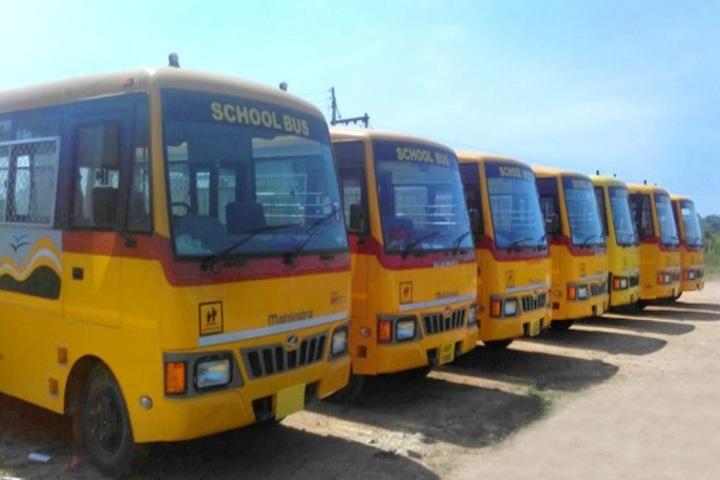 JP International School-Transport