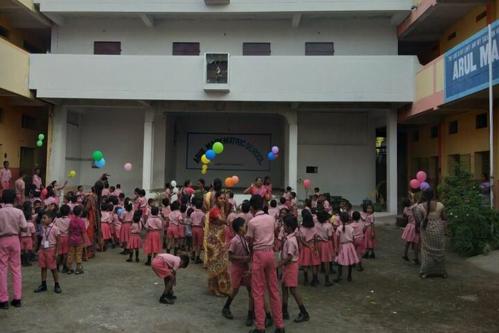 Arul Mary Matriculation School-Celebrations