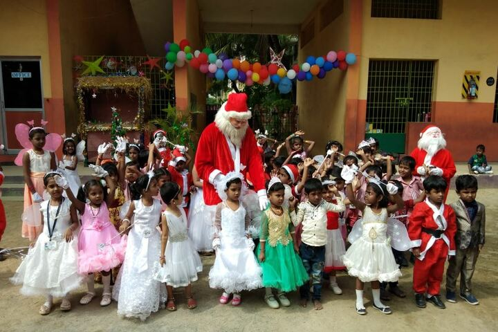 Arul Mary Matriculation School-Christmas Celebrations