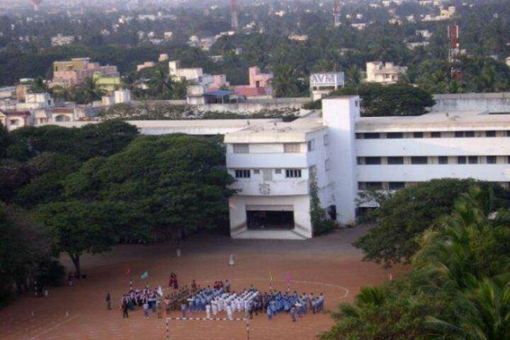 AV Meiyappan Matriculation Higher Secondary School-Campus View