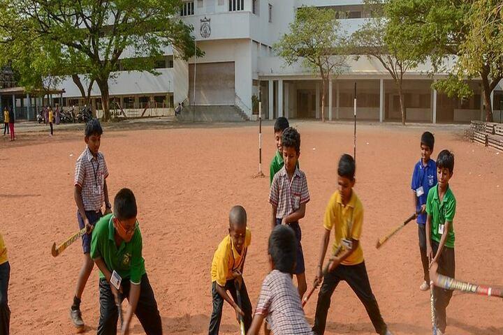 AV Meiyappan Matriculation Higher Secondary School-Sports