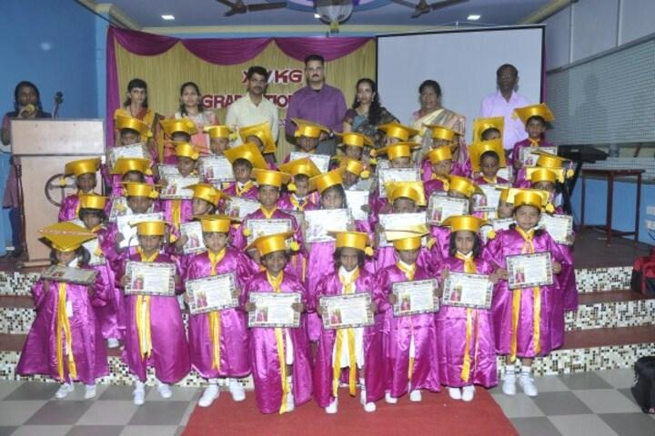 Bethel Matriculation Higher Secondary School-Achievement
