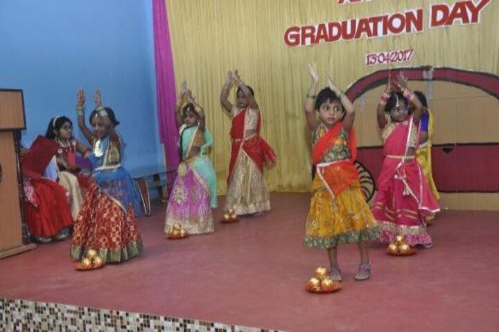 Bethel Matriculation Higher Secondary School-Dance