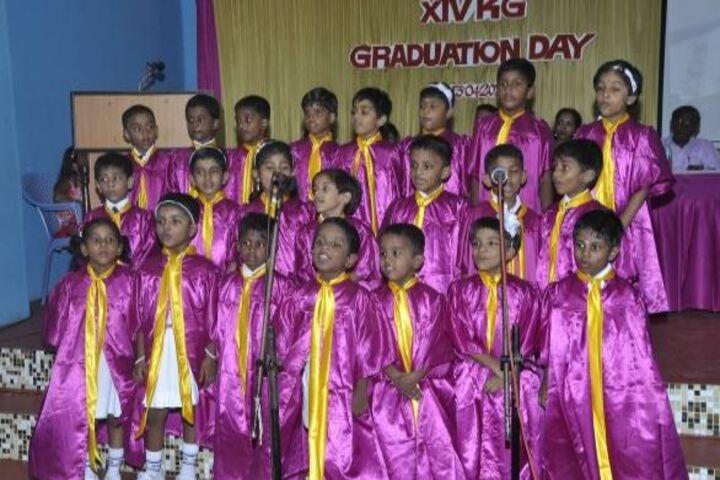 Bethel Matriculation Higher Secondary School-Graduation Day