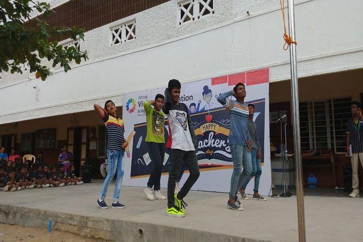 Annai Violet Matriculation School and Higher Secondary School-Dance