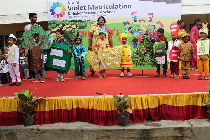 Annai Violet Matriculation School and Higher Secondary School-Fancy Dress