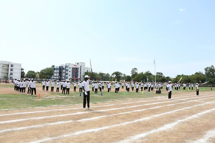 Annai Violet Matriculation School and Higher Secondary School-Play Ground