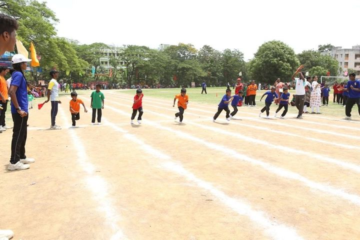 Annai Violet Matriculation School and Higher Secondary School-Sports