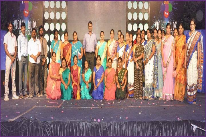 Annai Violet Matriculation School and Higher Secondary School-Staff