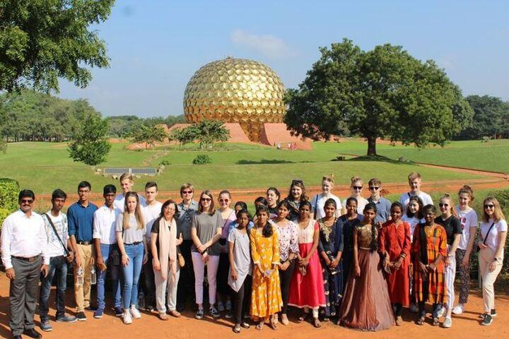 Vidya Matric Higher Seconday School-Educational Tour