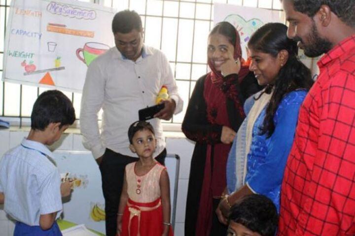 Vidya Matric Higher Seconday School-Exhibition