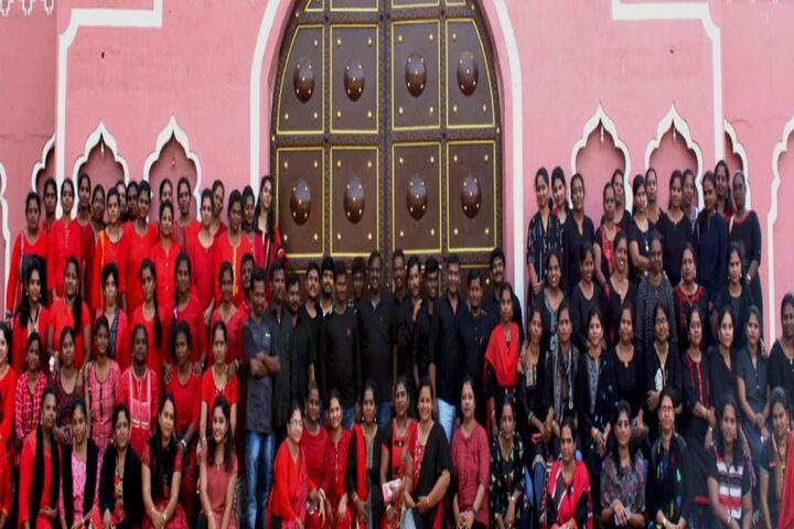 Vidya Matric Higher Seconday School-Group Photo