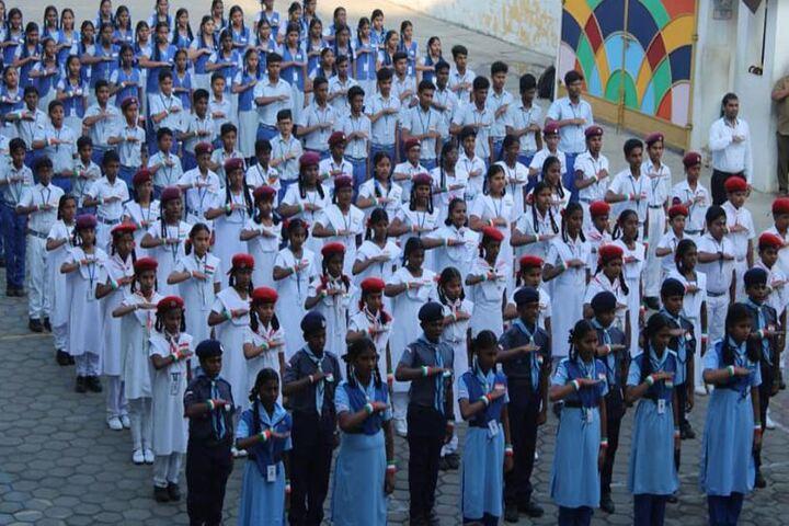 Vidya Matric Higher Seconday School-Prayer