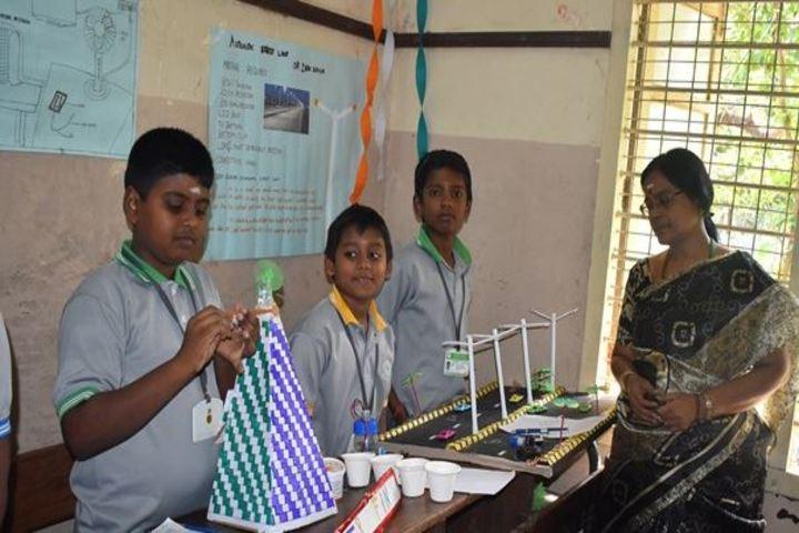 Vana Vani Matriculation Higher Secondary School-Arts