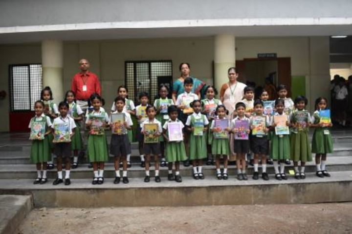 Vana Vani Matriculation Higher Secondary School-Presentation