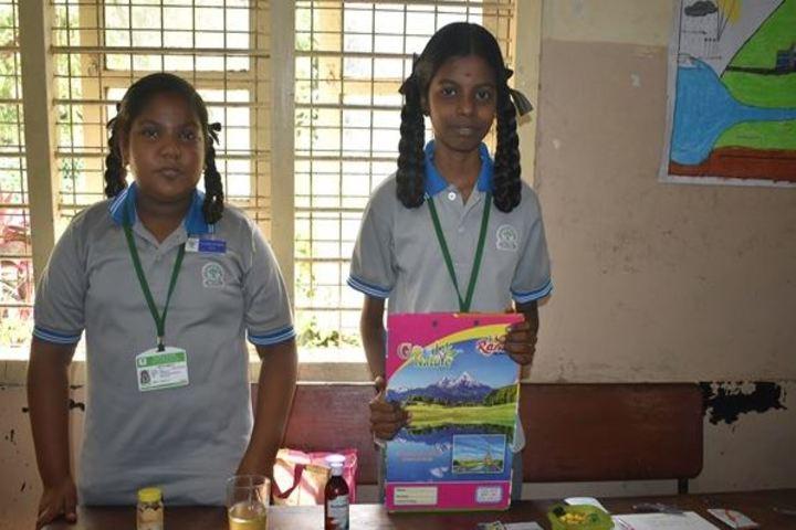 Vana Vani Matriculation Higher Secondary School-Science Exhibition