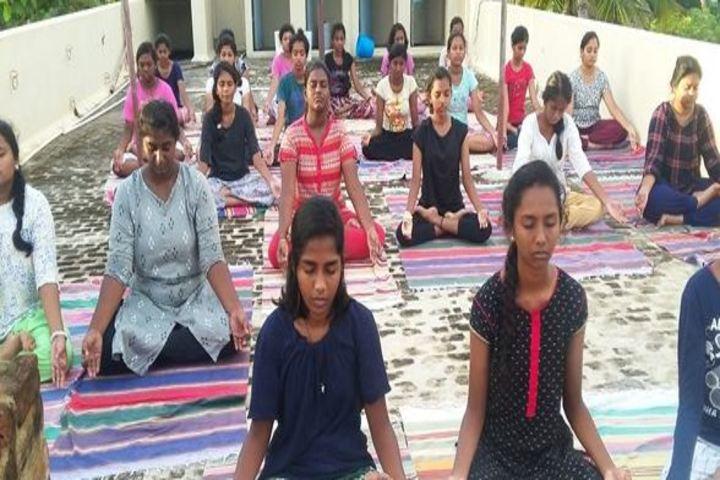 Vana Vani Matriculation Higher Secondary School-Yoga