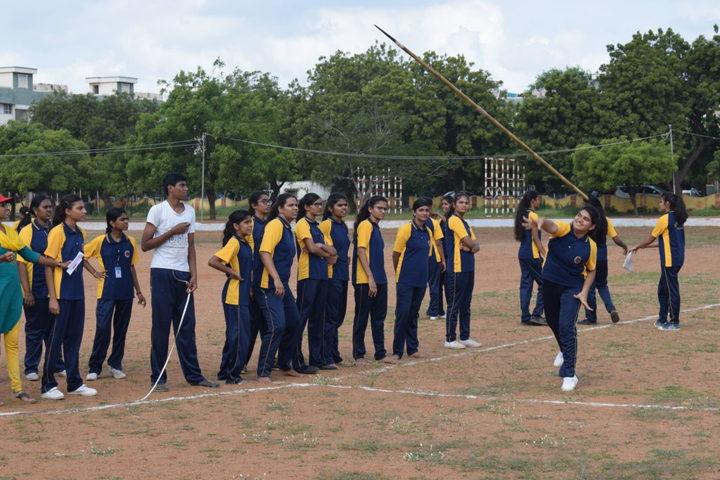 Guhan Matriculation Higher Secondary School-Sports