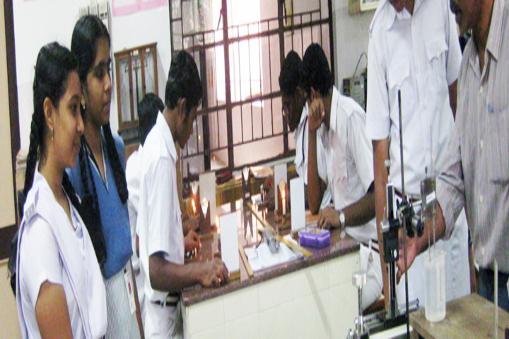 TI Matriculation Higher Secondary School-Laboratory