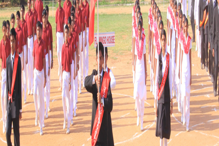 TI Matriculation Higher Secondary School-Sports Meet