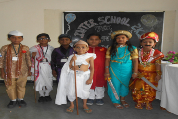 Terapanth Jain Vidyalaya Matriculation Higher Secondary School-Fancy Dress