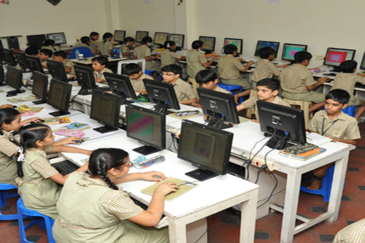 Terapanth Jain Vidyalaya Matriculation Higher Secondary School-IT-Lab